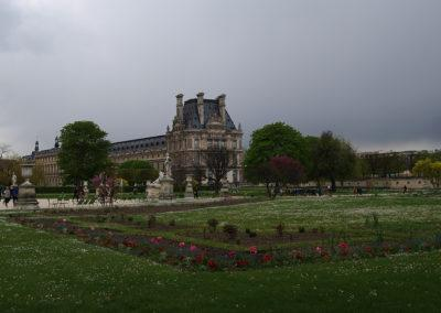 Tuileries Gardens, former garden of the Tuileries Palace created in 1564 and now a park