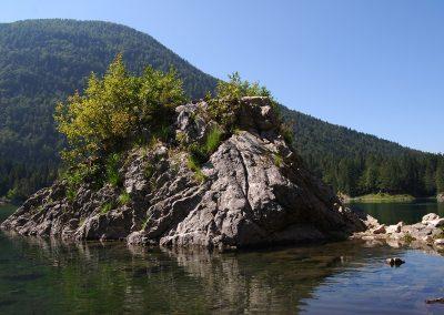 Belopeška jezera, 929 m & Rifugio Zacchi, 1380 m