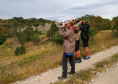 Birdwatching Orjen, Montenegro