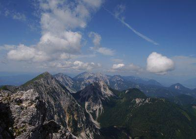 Veliko Kladivo, 2094 m