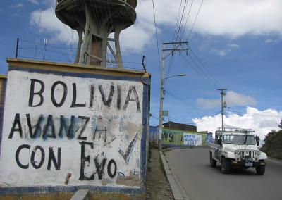 Bolivija je čudovita, čarobna, osupljiva, skrivnostna, predvsem pa nedoumljiva.
