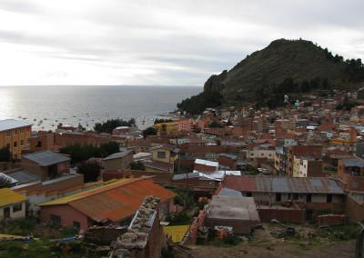 Bolivijska Copacabana