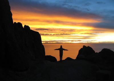 predinkovski observatorij Horca del Inca
