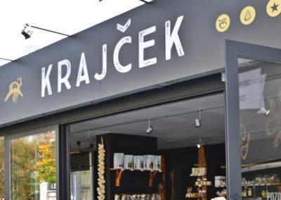 Spletno mesto Krajček