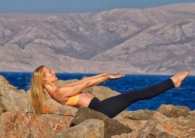 Spletno mesto EviSense&Yoga