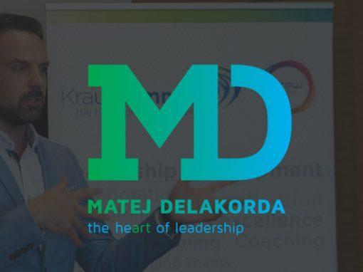 Spletno mesto MD- the heart of leadership